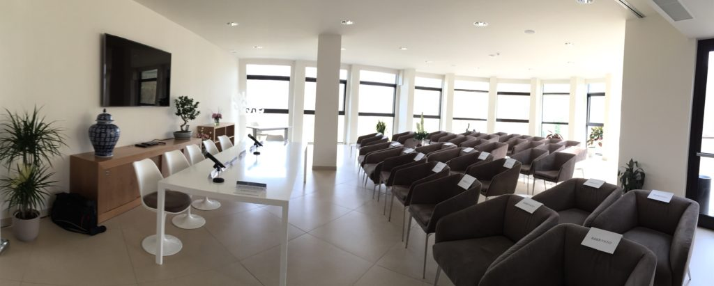 Sala conferenze - Ospedale E. Gruppioni Bologna