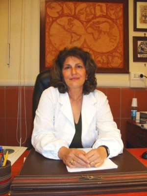 Dott.ssa Giovanna Domenicucci - Ospedale Gruppioni
