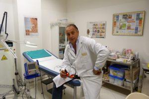 Dott. Bruno Camillò - Ospedale Gruppioni